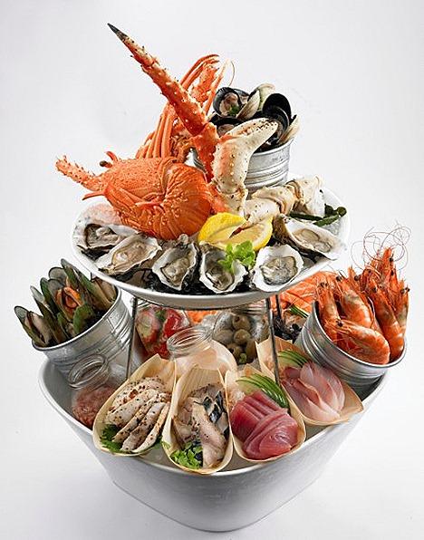 Fremantle Seafod Market Clarke Quay BEST RESTAURANTS BARS Palate Dining Programme American Express Singapore