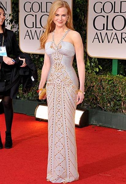 Nicole Kidman de Versace