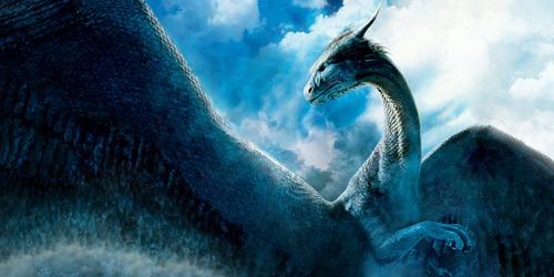 Dragões Saphira Eragon Fantasia BR