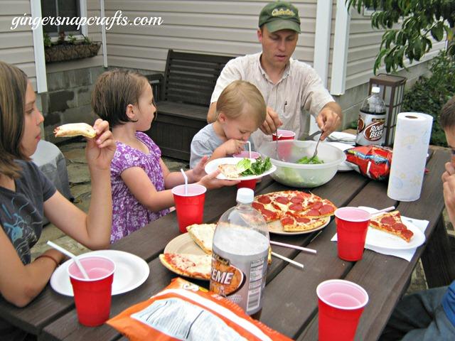 nestle summer dinner