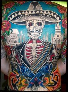 mariachi tattoo