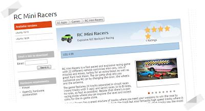 RC Mini Racers per Ubuntu