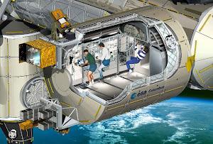 la stazione spaziale internazionale ISS passa a Linux