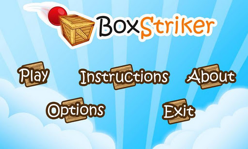 【免費休閒App】Box Striker Lite-APP點子