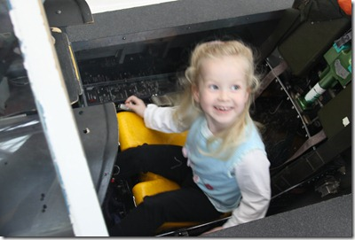 Father's Day at the Museum of Flight