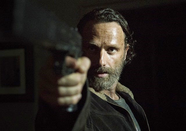 Primer avance de la segunda mitad de The Walking Dead - Temporada 5