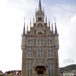 gouda huis ten bosch in Sasebo, Nagasaki, Japan