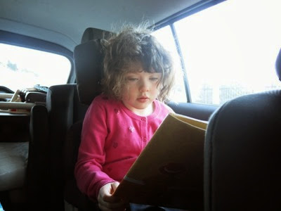 reading big girl