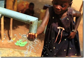 Clean drinking water for the world