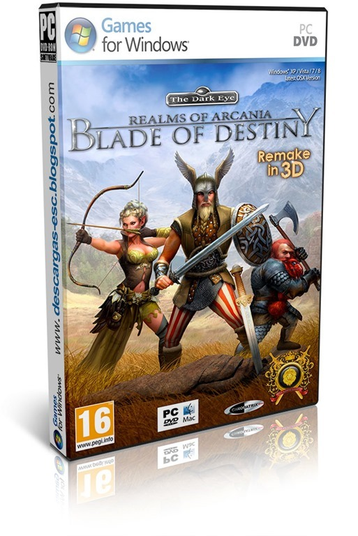 Realms of Arkania Blade of Destiny-RELOADED-descargas-esc.blogspot.com