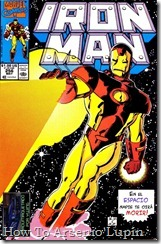 P00132 - El Invencible Iron Man #256