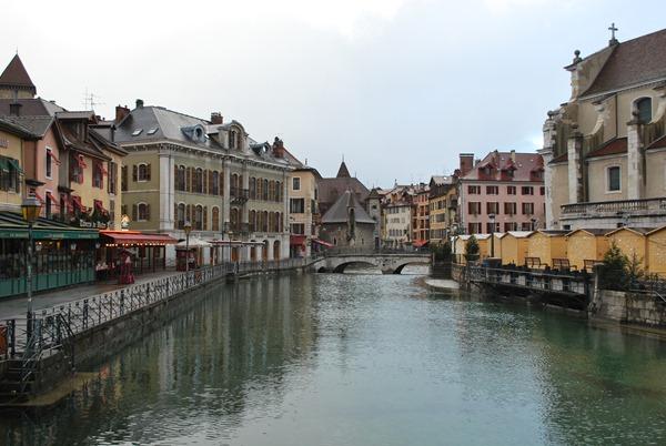 مدينة انسي الفرنسية 2014 لمدينة