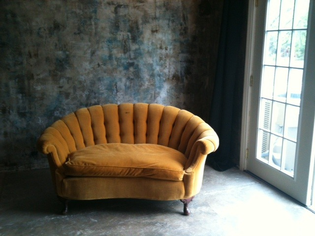 yellow chaise 2