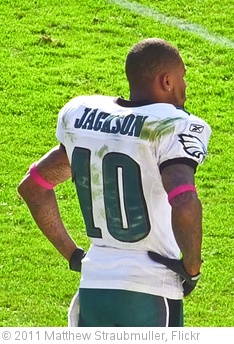 'DeSean Jackson - 2011' photo (c) 2011, Matthew Straubmuller - license: http://creativecommons.org/licenses/by/2.0/