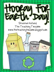 Hooray for Earth Day!