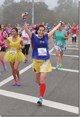 Princess Half Marathon 40