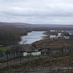 Вид на Юрюзань возле Ахуново (7 км от Мечетлино)