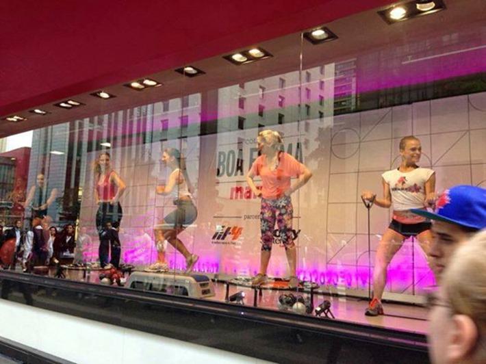 moda fitness moda marisa boa forma vitrine 2