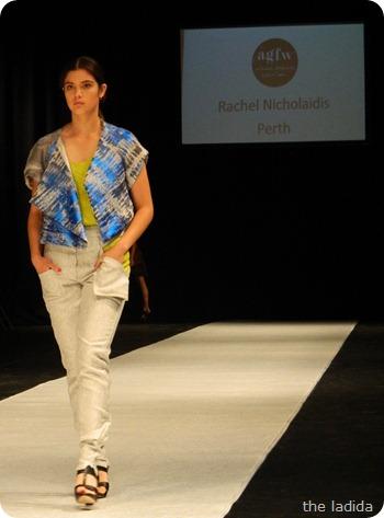 Rachel Nicholaidis - AGFW Fashion Show (8)