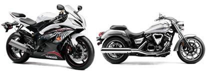 Yamaha-Motorcyle