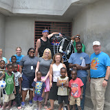 Haiti Trip #11 - July 2012 - MET High School Students