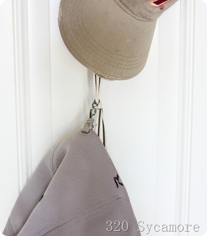 clips to hold hats