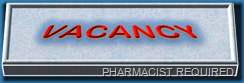 pharmacist in oman