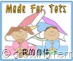 Made For Tots Logo - Chinese