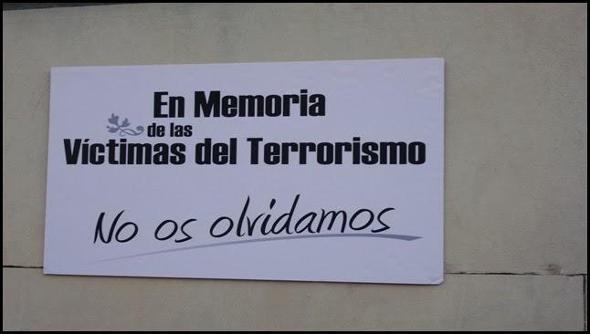 Día Europeo en memoria de las víctimas del terrorismo