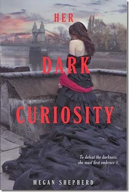 HER DARK CURIOSITY cover