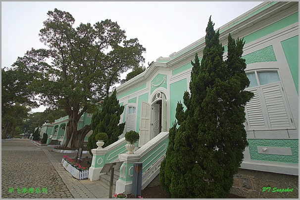 龙环葡韵住宅式博物馆