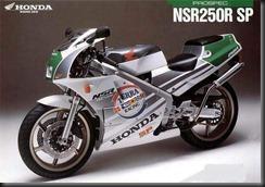 Honda NSR250SP 89