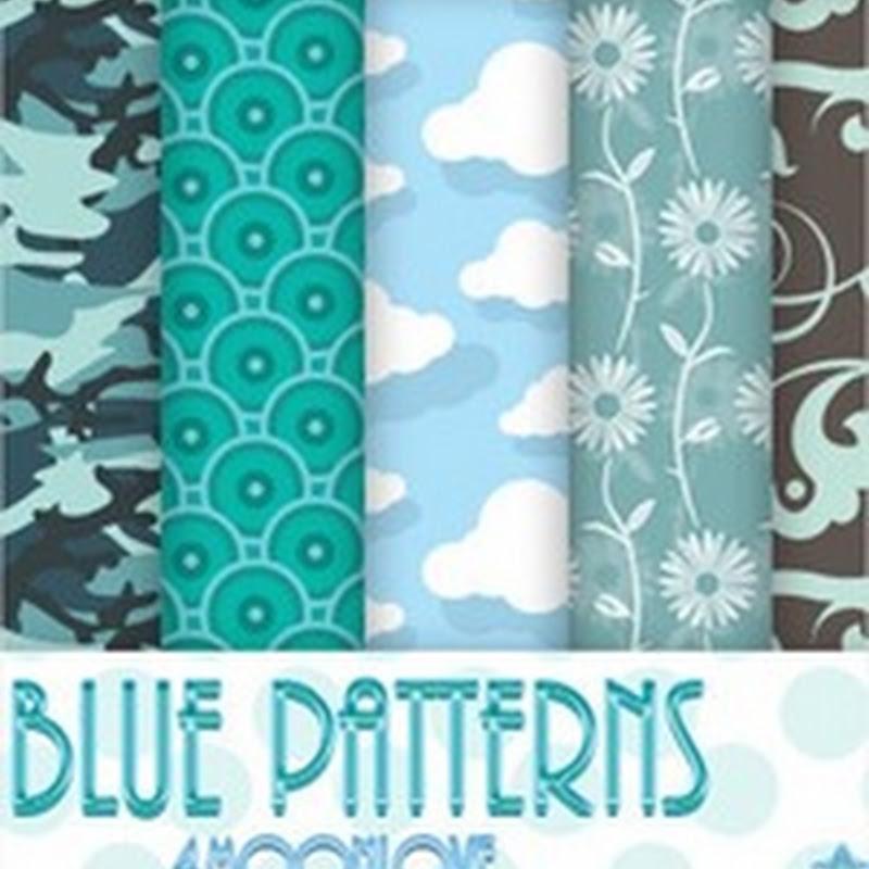 23 paquetes de patrones para darle color a tus diseños