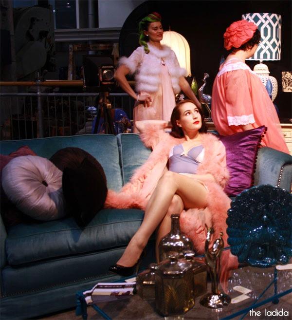 Vintage & Retro Fair Sydney 2013 - Nora Finds - Vintage Fashion Show (5)
