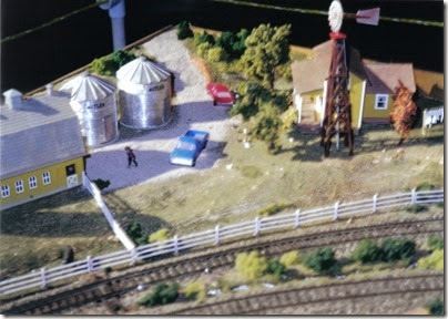 15 LK&R Layout at the Triangle Mall in February 2000