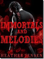 Immortals And Melodies Cover 2