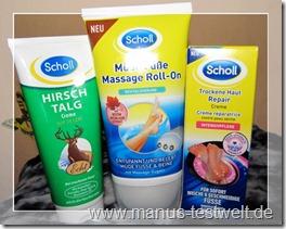 Scholl Produkte