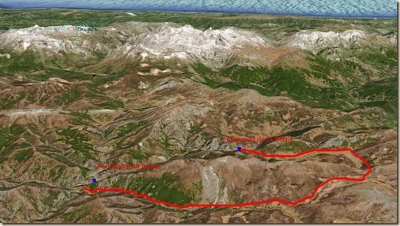 Ruta, Picos y Cantábrico