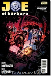 P00003 - JOE el barbaro #3