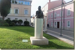 Statue Near Pier Koper (Small)
