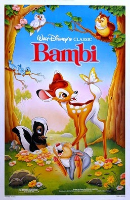 Bambi_1989_Re-Release_Poster
