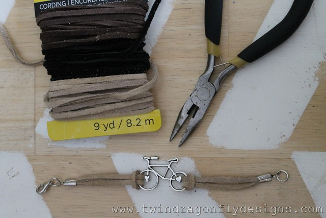 Bike Bracelet Tutorial (8)