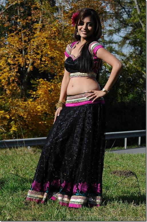 Kajal_agarwal_sister_Nisha_agarwal_hot_stills