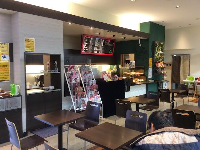 カフェ_リエールの喫茶コーナー