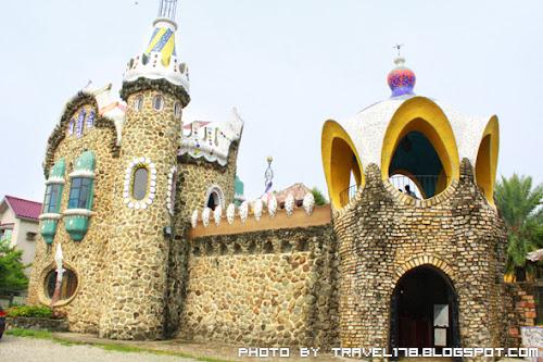 [雲林斗六婚紗景點】摩爾花園餐廳~西班牙夢幻城堡