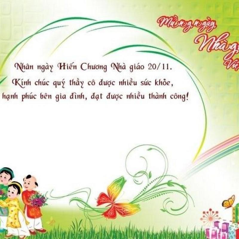Nguồn gốc và ý nghĩa ngày hiến chương nhà giáo Việt Nam 20-11