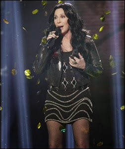 Cher The X Factor UK