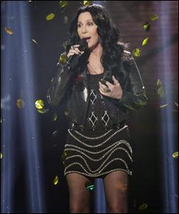 Cher The X Factor UK