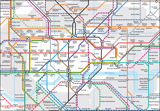 London Travel Card Zones 1 6 Map – London Travel Zone Map