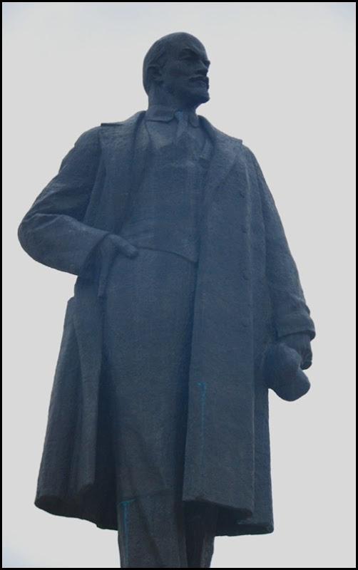 Lenin, Yuzhno Sakhalinsk